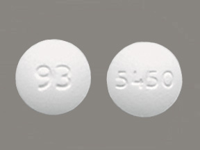 Alprazolam Intensol Oral ALPRAZOLAM ER 0.5 MG TABLET