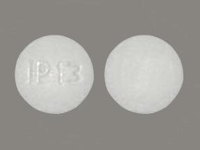Alprazolam Intensol Oral ALPRAZOLAM ER 3 MG pils