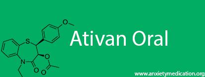 Ativan Oral