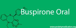 Buspirone Oral