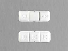 Buspirone Oral BUSPIRONE HCL 30 MG TABLET