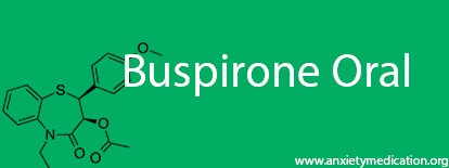 Buspirone Oral
