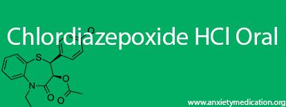 Chlordiazepoxide HCl Oral