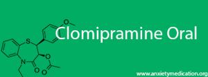 Clomipramine Oral