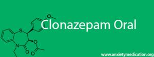 Clonazepam Oral