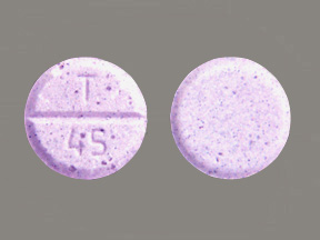Clorazepate Dipotassium Oral CLORAZEPATE 3.75 MG
