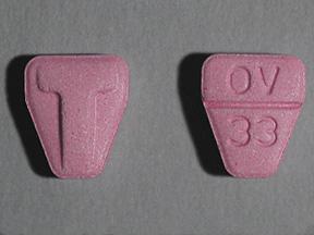 Clorazepate Dipotassium Oral TRANXENE T-TAB 15 MG