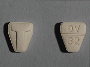 Clorazepate Dipotassium Oral TRANXENE T-TAB 7.5 MG