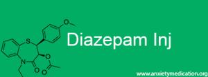 Diazepam Inj