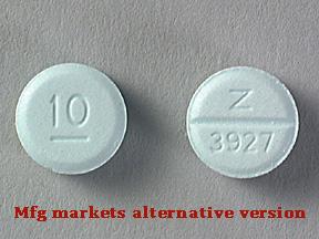 Diazepam Intensol Oral DIAZEPAM 10 MG TABLET