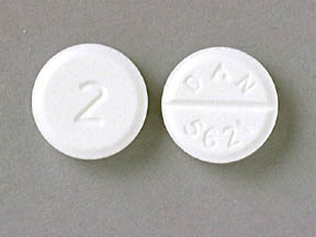 Diazepam Oral 2mg