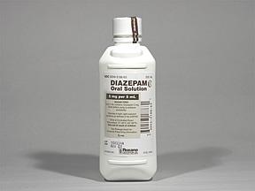 Diazepam Oral DIAZEPAM 5 MG_5 ML SOLUTION