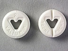 Diazepam Oral VALIUM 2 MG TABLET
