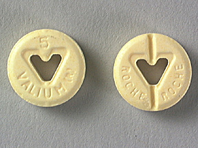 Diazepam Oral VALIUM 5 MG TABLET