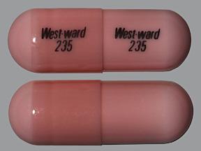 Esgic-Plus Oral PROPOXYPHENE HCL 65 MG