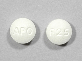 Fluvoxamine Oral FLUVOXAMINE 25 MG TAB