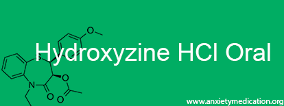 Hydroxyzine HCl Oral