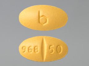 Luvox CR Oral 50 MG TAB