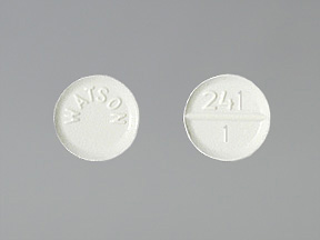 Oral LORAZEPAM 1 MG TABLET