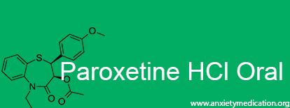 Paroxetine HCl Oral