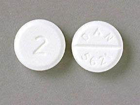 Valium 2 MG
