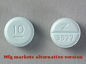 Valium Oral DIAZEPAM 10 MG TABLET