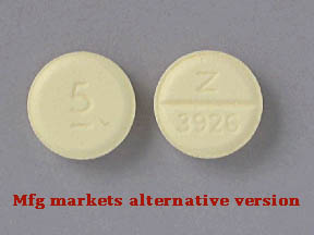 Valium Oral DIAZEPAM 5 MG