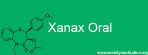 Xanax Oral