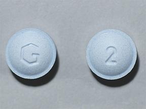 Xanax Oral ALPRAZOLAM XR 2 MG TABLET