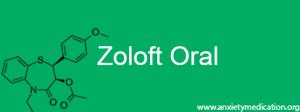 Zoloft Oral