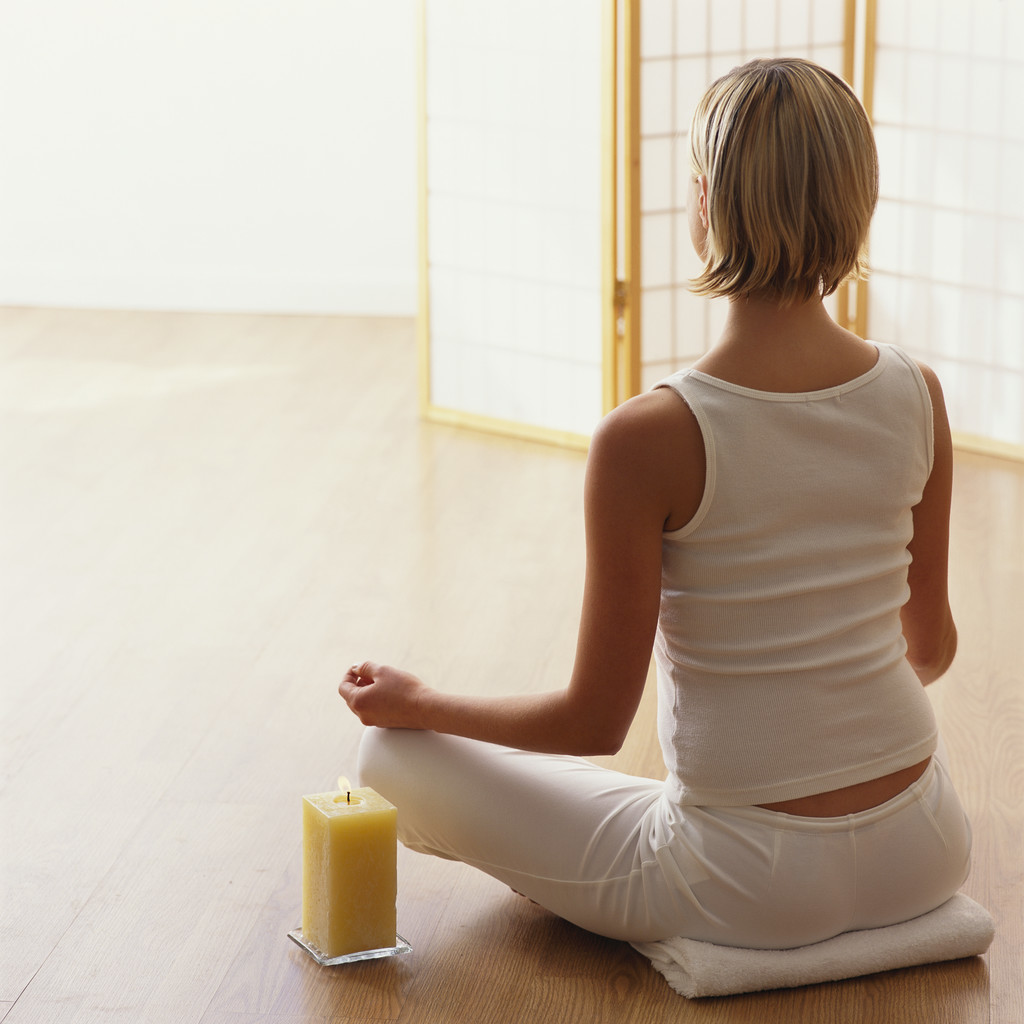 yoga and anxiety