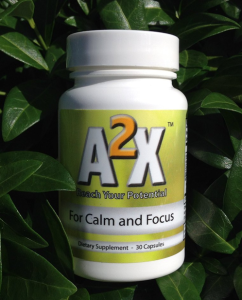 A2X Anxiety Natural Relief