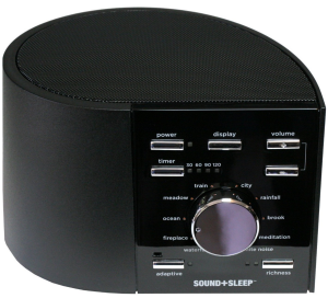 ecotones sound sleep machine review