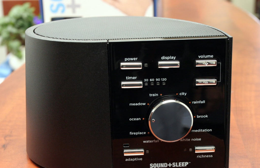 ecotones sound sleep machine reviews