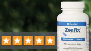 zenrx anxiety supplement