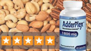 adderplex natural supplement