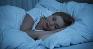 DHH-B benefits better sleep