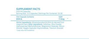 DHH-B supplement
