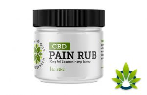 Full Spectrum CBD Pain RUb