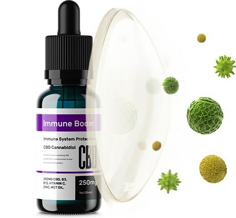 Immune Boost CBD