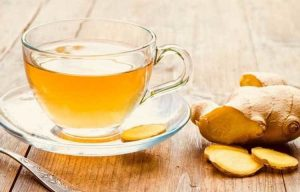 ginger tea for anxiety