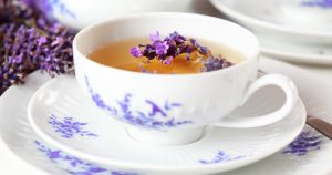 lavender tea for anxiety