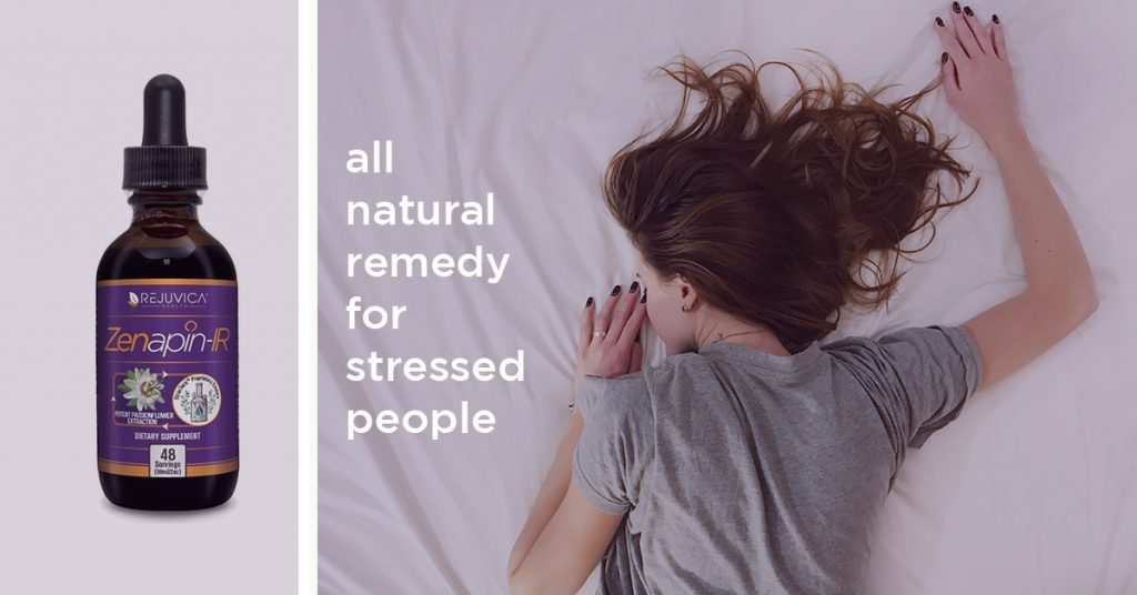 zenapin ir natural remedy for stress
