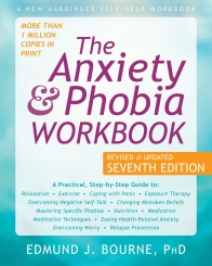 anxiety and phobia workbook edmund j bourne